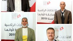 Élection présidentielle: Lotfi Mraihi, Mounir Jemaï, Nidhal Kraiem, Fethi Krimi et Hamdi Alaia déposent leurs