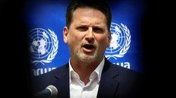 ONU: changement à la tête de l'agence pour les réfugiés