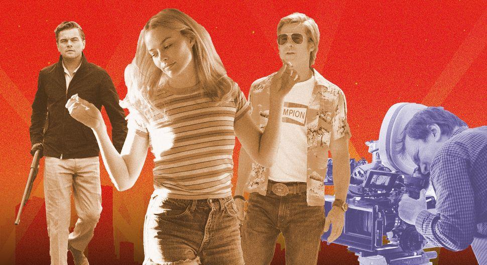 Tarantino's Secrets, Brad's Pits And Leo's Flames: Tales
