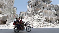 Una tregua en el último feudo rebelde en Siria frena la creciente matanza de