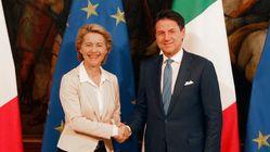 Η νέα πρόεδρος της Επιτροπής Ούρσουλα φον ντερ Λάιεν επιθυμεί μια «νέα συμφωνία για τη