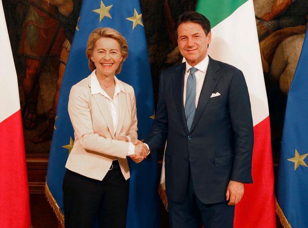 Ηπρόεδρος της Ευρωπαϊκής...