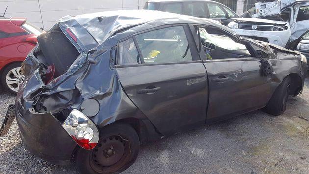 Βέλγιο: Εγκλωβίστηκε στο αυτοκίνητό της για 6 ημέρες. Μια καταιγίδα της έσωσε τη
