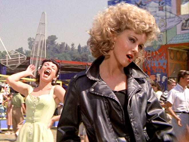 """Grease"" was set in the 1950s."