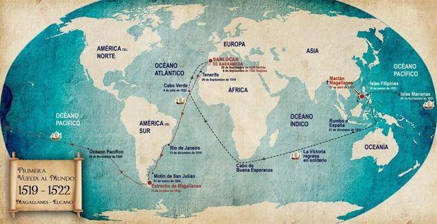 El viaje de Magallanes y Elcano: la gesta que sigue poniendo en evidencia a los