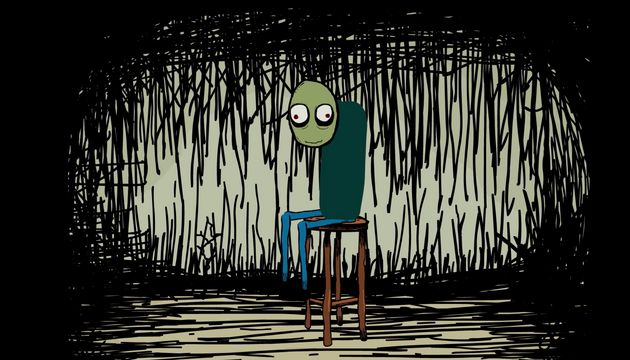 Salad Fingers displays many of the characteristics associated with