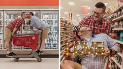 Couple Takes Engagement Photos At Target Because Why