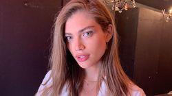 Cearense Valentina Sampaio é a primeira modelo trans da Victoria's