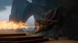 On sait enfin pourquoi Drogon fait fondre le trône de fer dans