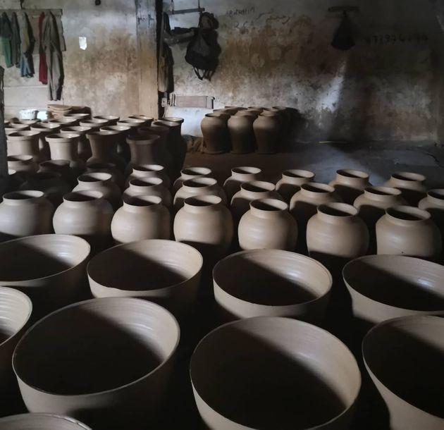 [Découverte culturelle] Au complexe artisanal de l'Oulja, la tradition s'ouvre difficilement sur la