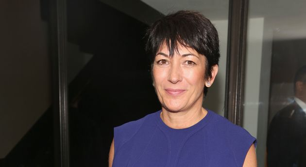 Ghislaine Maxwell pictured in