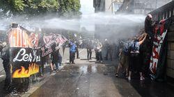 Violences à Nantes au rassemblement pour Steve, des dizaines
