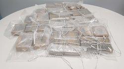 Θεσσαλονίκη: Εντοπίστηκαν 52 κιλά κοκαΐνης σε κοντέινερ από την Λατινική