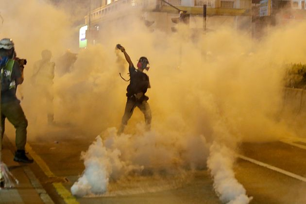 Hong Kong: Here's Why The Latest Protests Could Turn Ugly