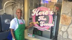 DC's Newest Black-Woman-Owned Ice Cream Shop Is All About