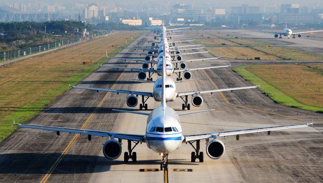 Πάνω από 4.4 δισεκατομμύρια επιβάτες «πέταξαν» το