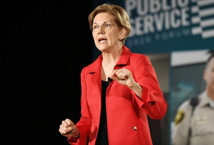 Sen. Elizabeth Warren (D-Mass.) said at the AFSCME forum in Las Vegas on Saturday that she wants to appoint a labor union lea