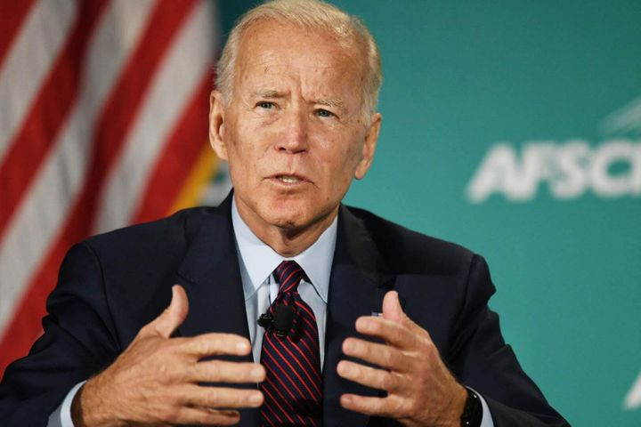 Former Vice President Joe Biden defended the Obama administration from criticism that it did not pursue a pro-union bill aggr