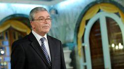 Le ministre de la Défense Abdelkrim Zbidi à l'hôpital militaire pour