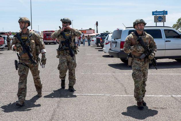 El Paso Shooting: Multiple Deaths Reported In Texas Walmart
