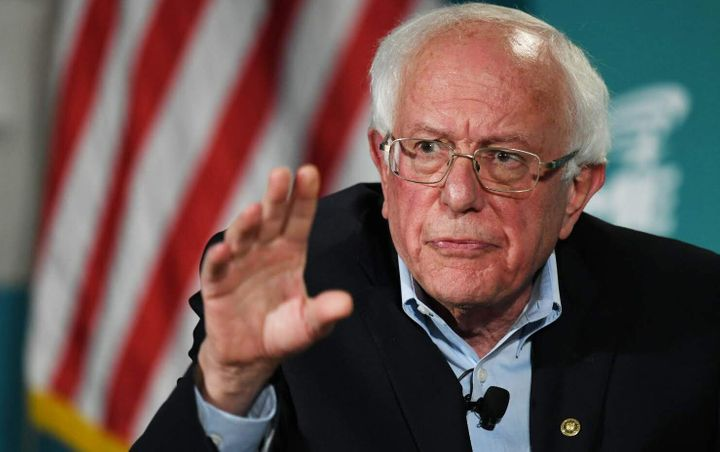"""Sen. Bernie Sanders (I-Vt.) argued at a candidate forum that his single-payer, """"Medicare for All"""" health care plan would bene"""