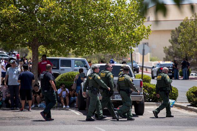 À El Paso au Texas, une fusillade dans un Walmart fait plusieurs