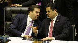Ordem dos presidentes do Legislativo é ignorar Bolsonaro e focar na
