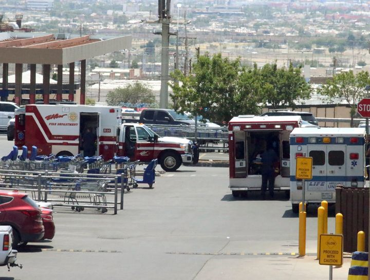 At least 20 people were killed by a gunman at a Walmart in El Paso, Texas.
