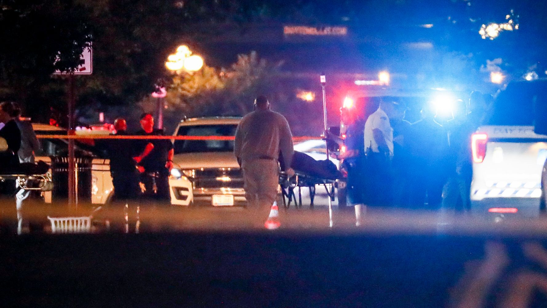 Mass Shooting In Dayton, Ohio, Leaves At Least 9 Dead, 27