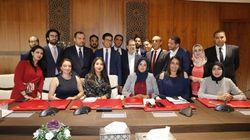 El Othmani rencontre les membres du gouvernement