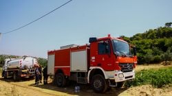 Πολύ υψηλός κίνδυνος πυρκαγιάς προβλέπεται για αύριο, σε νησιά Ανατολικού Αιγαίου, Δωδεκάνησα και