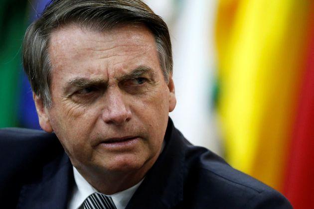 Presidente também voltou a defender a nomeação do filho, deputado federal Eduardo...