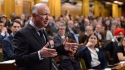 Veteran Liberal MP Denis Paradis Not Running In Fall