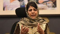 World Watches As People's Voices Being Muzzled In Jammu And Kashmir: Mehbooba