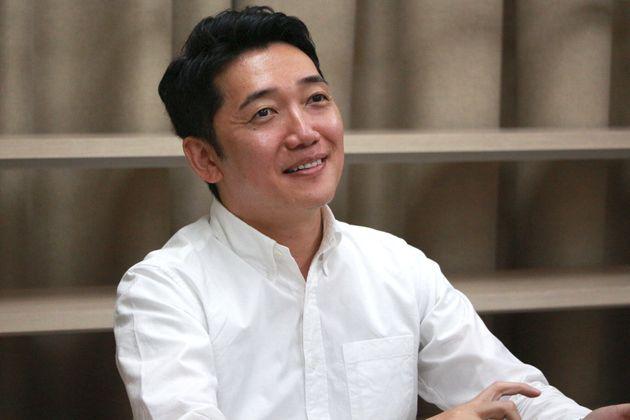 オルビス代表取締役社長の小林琢磨さん