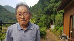 강제징용 조선인 무덤 돌보는 89세 일본인의