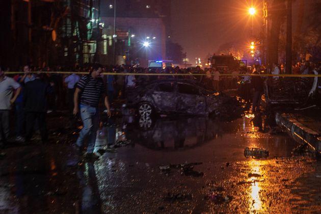 Κάιρο: Νεκροί και τραυματίες από σύγκρουση και έκρηξη