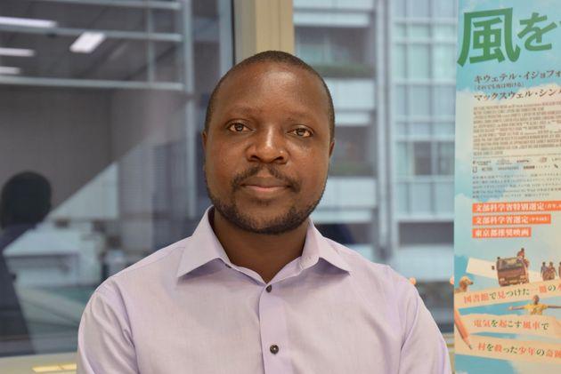 ウィリアム・カムクワンバさん。32歳になった。