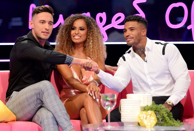 Love Islands Amber And Greg Proved Why Theyre Everyones Winners When They Reunited With Michael