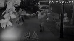 Gli spari e la fuga disperata: il video dell'attacco in Ohio ripreso dalla telecamere di