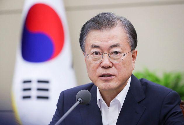 """문재인 대통령 """"남북 경제협력으로 단숨에 일본 경제 따라잡을 수"""