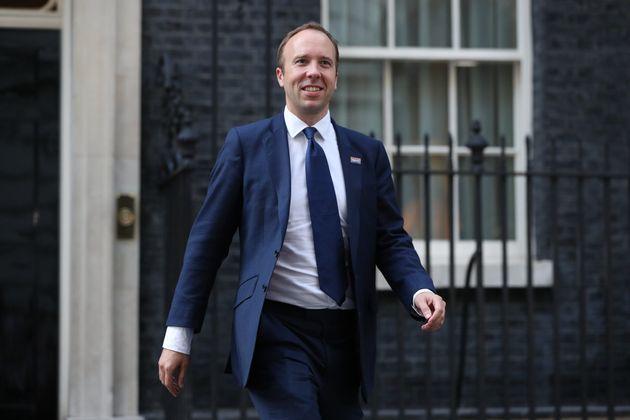 Matt Hancock Changes His Mind And Says MPs Cant Block A No-Deal Brexit