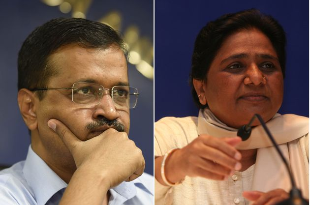 From BSP To AAP, Parties Supporting Govt's Article 370