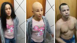 Un narcos brasiliano ha cercato di evadere travestendosi da sua figlia
