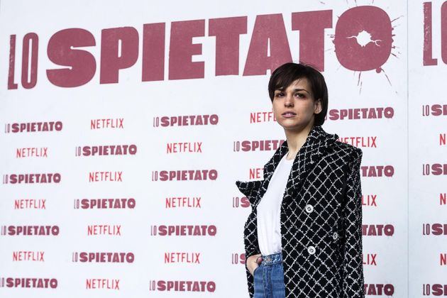 "Sara Serraiocco, donna determinata e coraggiosa nel gangster movie ""Lo"