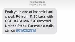The Truth Behind The Viral SMS Offering Land For Sale In