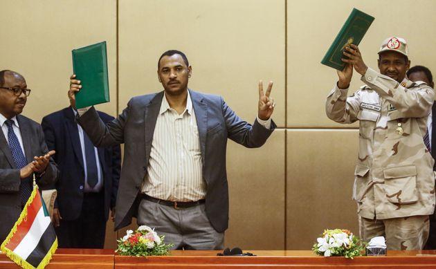 """Le Soudan en transition vers la """"dawla madania"""": une victoire chèrement"""