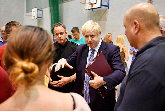 Boris Johnson Should Publish The Civil Service's No-Deal Impact Papers