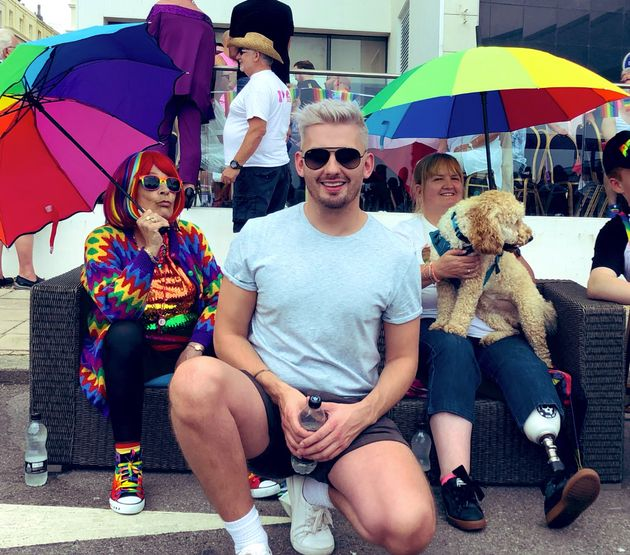 Brighton Pride Apologises To Disabled People Left Unable To See Kylies Performance From The Accessibility Tent