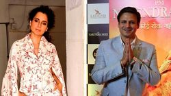 Kangana, Vivek Oberoi Gush Over Scrapping Of Article 370 In